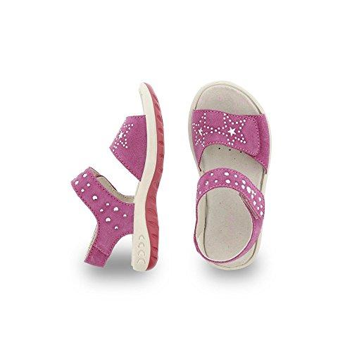 Lurchi Kinderschuhe Sandalen Mädchen Pink
