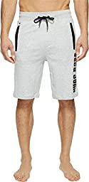 BOSS Hugo Boss Men\'s Contemporary Short Pants 10171080 Grey Pajama Bottoms
