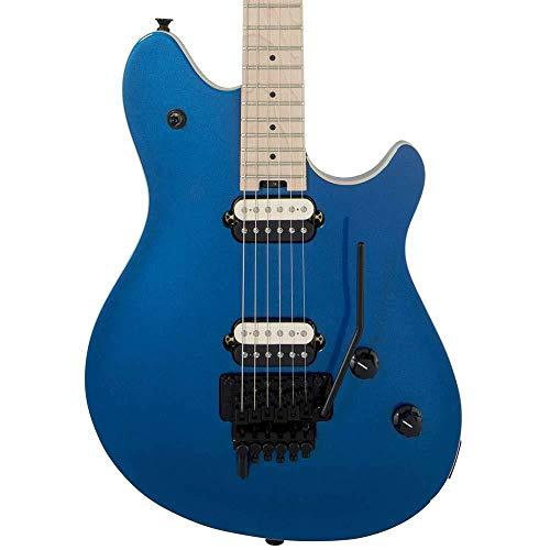 - EVH Wolfgang Special Electric Guitar (Metallic Blue, Maple Fingerboard