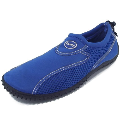 Fashy Aqua Cubagua 7588 Mens Shoes Blue Sh5Qq