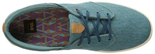 Sandal Teva Lace Women's Blue Willow RnnxWgvUX