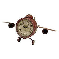 Smithsonian Flight Table Clock