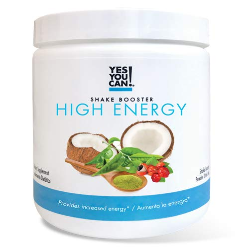 Yes You Can! Shake Boosters - High Energy