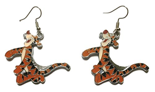(Tigger Winnie The Pooh's Friend Enamel Metal French Wire)
