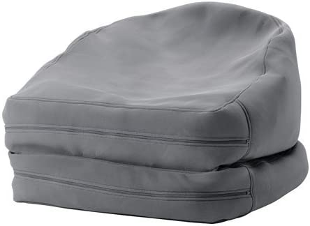 Poltrone Ikea Da Giardino.Ikea Bussan Poltrona Sacco Arancione Poltrona Relax Da Interno