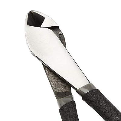 Basics Angled Head High Leverage Diagonal Cutters - 8-Inch