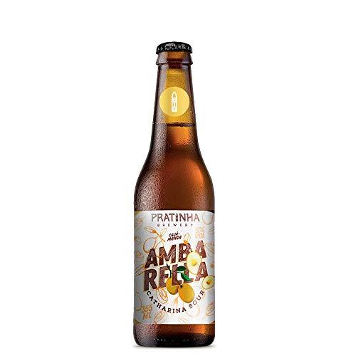 Cerveja Pratinha Ambarella 355ml