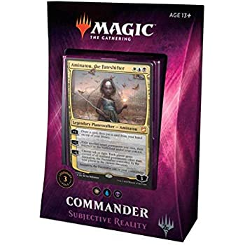 Amazon com: Magic The Gathering - Commander Deck