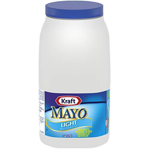 Kraft Mayonnaise Calories - Kraft Light Mayo (1 gal Jug)