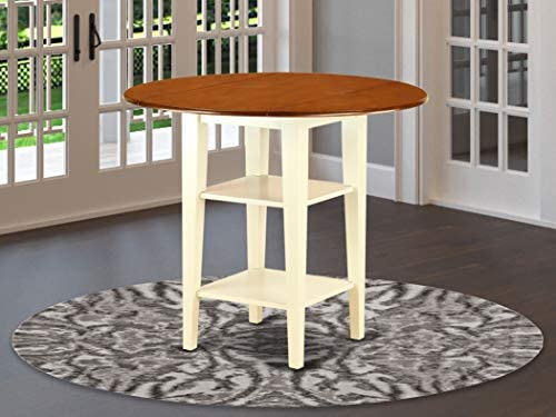 Sudbury round counter height Table