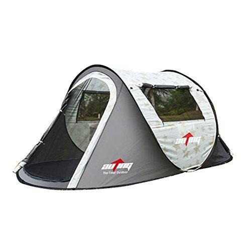 Sannii Pop up Schnell Öffnen Camping Wandern Große Sofortige Zelt für Outdoor Sports Camping Wandern Reisen Strand