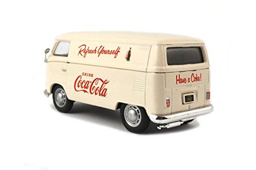 1:43 1962 Volkswagen Cargo Cream Van (Volkswagen Model)
