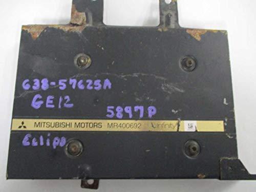 00-05 Mitsubishi Eclipse Infinity Stereo Audio Radio Amplifier Amp MR400692 (Radio Mitsubishi Code)