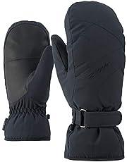 Ziener Kaddyla Midden skihandschoenen voor dames, wintersport, warm, ademend
