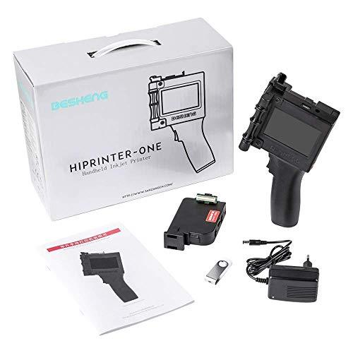 f9796c5bf89c Besheng Portable Intelligent High Definition Handheld Inkjet Printer ...