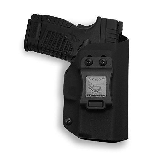 We The People Holsters - Compatible with Springfield XD-S 3.3 9MM/40SW/45ACP Kydex Holster for Concealed Carry