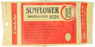 Cha Cha Sunflower Seeds, Spiced Flavor, 8.82 Ounce