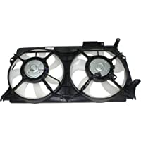 MAPM Premium BRZ / FR-S 13-16 RADIATOR FAN ASSEMBLY, Dual Fan