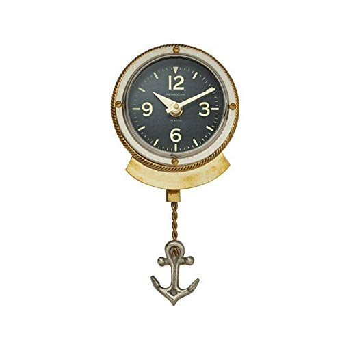 First Mate Wall Clock By Pendulux