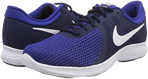 414 De 4 White midnight Course Revolution Deep Royal Chaussures Bleu Eu Nike Navy 7wUFOaqc
