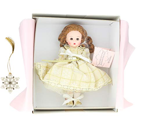 (Madame Alexander Falling Snowflakes With Lenox Ornament)