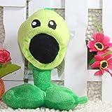 WATOP Stuffed Animals - Teddy Bears | 1pcs Plants vs Zombies Plush Toys 13-20cm Plants vs Zombies PVZ Plants Soft Plush Stuffed Toys Doll Game Figure Toy for Kids (Style 3 Peashooter-)