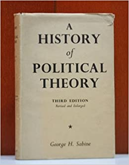 a history of political theory by george sabine free download