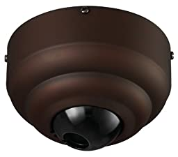 NuTone CFSARB Sloped Adapter for Ceiling Fans, Oil-Rubbed Bronze