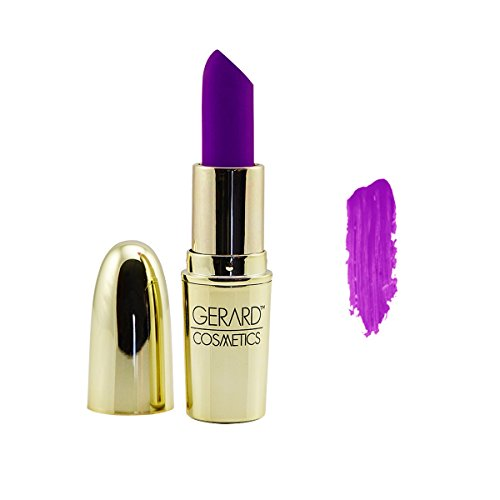 Grape Lipstick - Gerard Cosmetics Lip Stick Grape Soda Lipstick