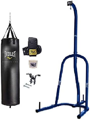 *Brand New* Everlast 70lb Heavy Punching Bag Kit Perfect For Home Exercise