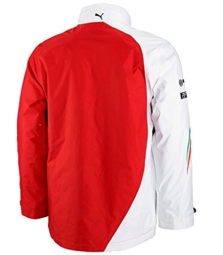 Puma SF Scuderia Ferrari de Fórmula 1 F1 Team Jacket ...