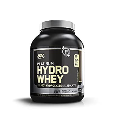 Platinum Hydrowhey is the most advanced whey protein we've ever developed. In a word: Excellence. By hydrolyzing whey protein isolates to break larger proteins down into smaller pieces, these ultra-pure whey isolates are able to get into your system ...