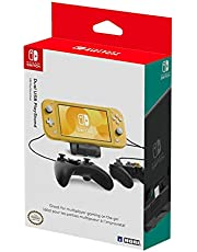 Nintendo Switch Lite Dual USB Playstand By HORI - Officially Licensed by Nintendo