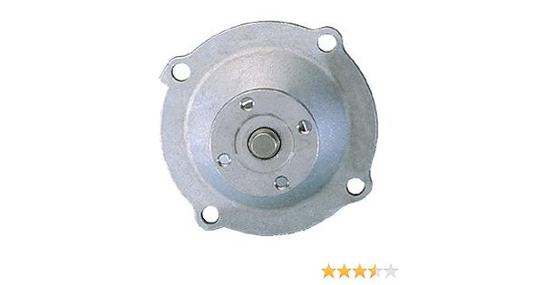 Milodon 16281 Performance Aluminum High Volume Water Pump for Pontiac