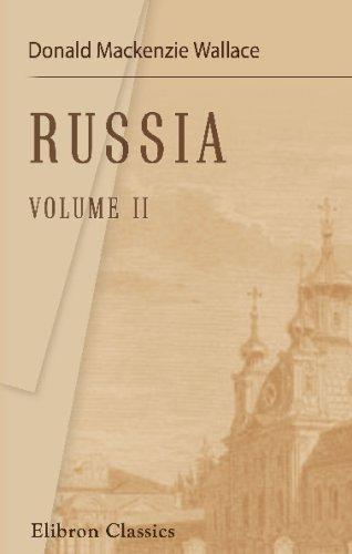 Russia: Volume 2 ebook