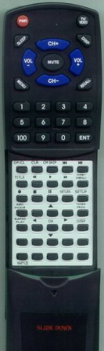 Redi-Remote Replacement Remote Control for MAGNAVOX NA471UD, NA471, MWR10D6, CMWR10D6 price tips cheap