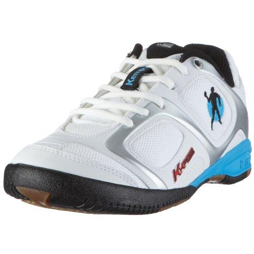 Kempa - Zapatillas de balonmano para mujer Azul
