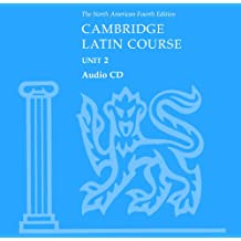 North American Cambridge Latin Course Unit 2 Audio CD
