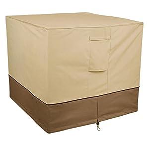 Classic Accessories Veranda Air Conditioner Cover Square Waterproof -- New /RM#G4H4E54 E4R46T32507289