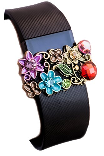 Fitbit jewelry accessory activity tracker