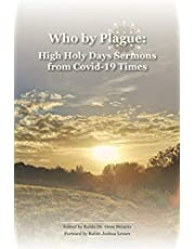 Who by Plague: High Holy Days Sermons from COVID19 Times