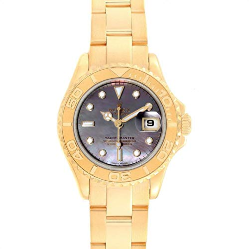 (Rolex Yacht-Master Automatic-self-Wind Female Watch 169628 (Certified Pre-Owned))