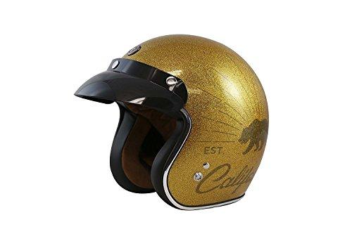 Sparkle Motorcycle Helmet - 3