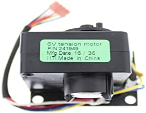Freemotion F5.8 Resistance Motor Model Number SFSR823080 Part Number 241949