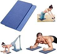 WowDude Latest Yoga Knee Pad Cushion Fitness Support Pilates Exercise Extra Padding Yoga Mats Thick Yoga mat f