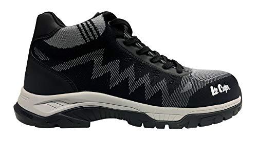 taille Workwear gris 7 Lcshoe102 Cooper Noir Chaussures Lee nbsp;Workwear wXB17qXZ