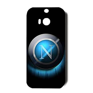 Napoli Phone Case 3D Serie A FC Logo case Special Societ¨¤ Sportiva Calcio Napoli Phone Case for Htc One M8
