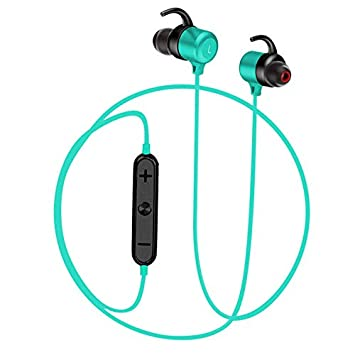 K8 - Auriculares inalámbricos con Bluetooth, estéreo, bajo, Resistentes al Agua, Manos Libres, con micrófono Aguamarina: Amazon.es: Electrónica