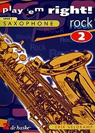 Play Em Right Rock - Play 'Em Right Rock - Vol. 2 Saxophone
