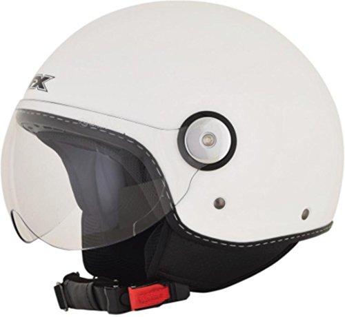 AFX FX-33 Helmet (LARGE) (PEARL WHITE)